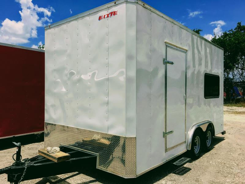 8.5X16TA Office Oil Field Trailer