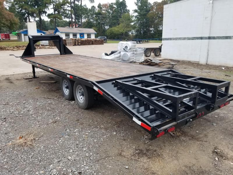 2019 Salvation Trailers 25 Flatbed Trail