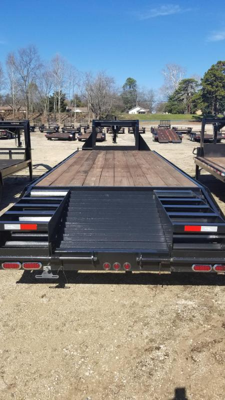 2018 Salvation Trailers 25 Flatbed Trailer