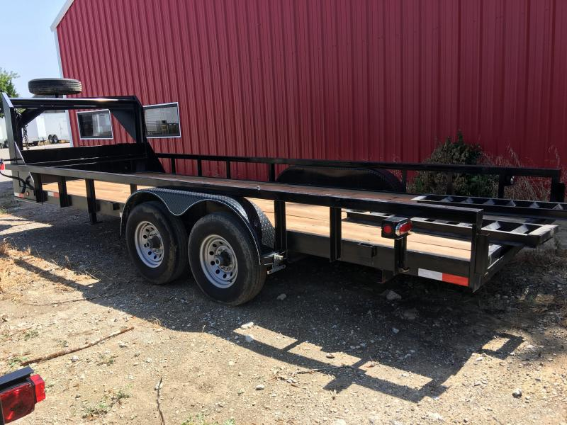 2018 83X20TA Utility Equipment Trailer