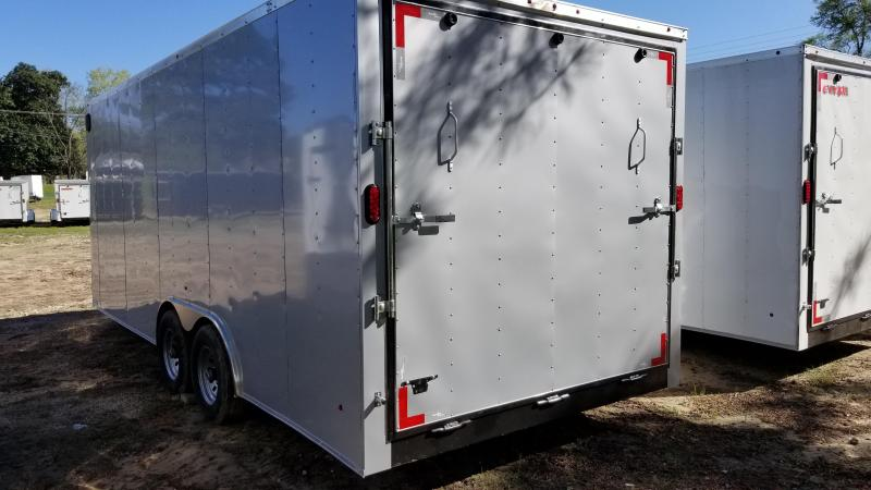2018 Salvation Trailers 6X10 Enclosed Cargo Trailer