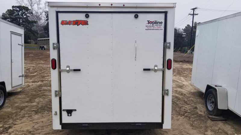 2018 Salvation Trailers 7X12 Enclosed Cargo Trailer