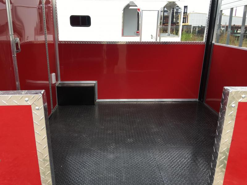New 8.5X22TA BBQ Smoker Concession Trailer