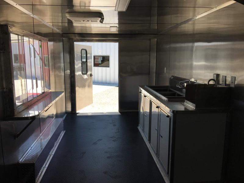 8.5X20TA Vending / Concession Food Trailer