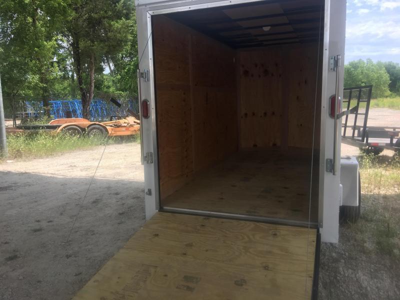 Rental 6X12SA Cargo Trailer