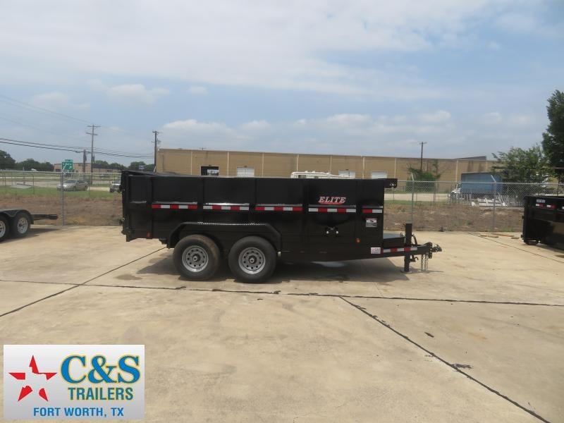 2019 Elite Trailers 83 x 14 Dump Trailer in Ashburn, VA