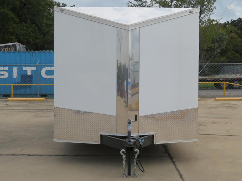 2018 Spartan 8.5 x 20 Enclosed Cargo Trailer