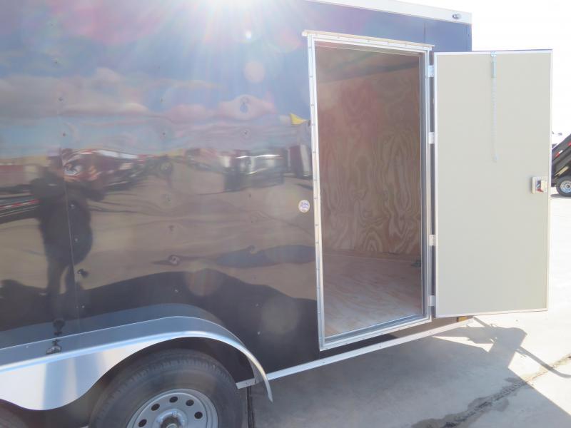 2019 Spartan 7 x 14 Enclosed Cargo Trailer