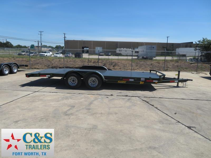 2019 Kearney 83 x 20 Car / Racing Trailer in Ashburn, VA