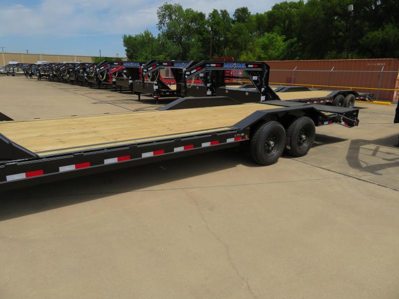 2018 Load Trail 8.5X24 Equipment Trailer