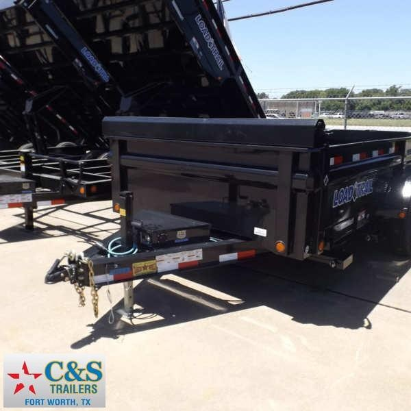 Rental 67 - 2016 Load Trail 83 x 7 Dump Dump Trailer in Ashburn, VA