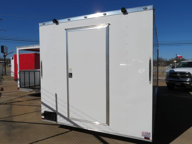 2019 Spartan 8.5 x 20 Office Trailer
