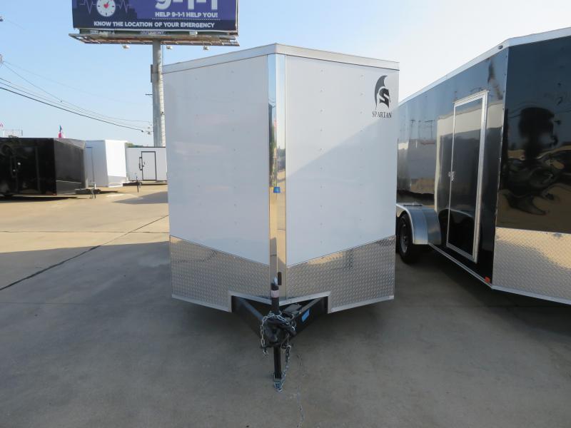 2019 Spartan 7x16 Enclosed Cargo Trailer
