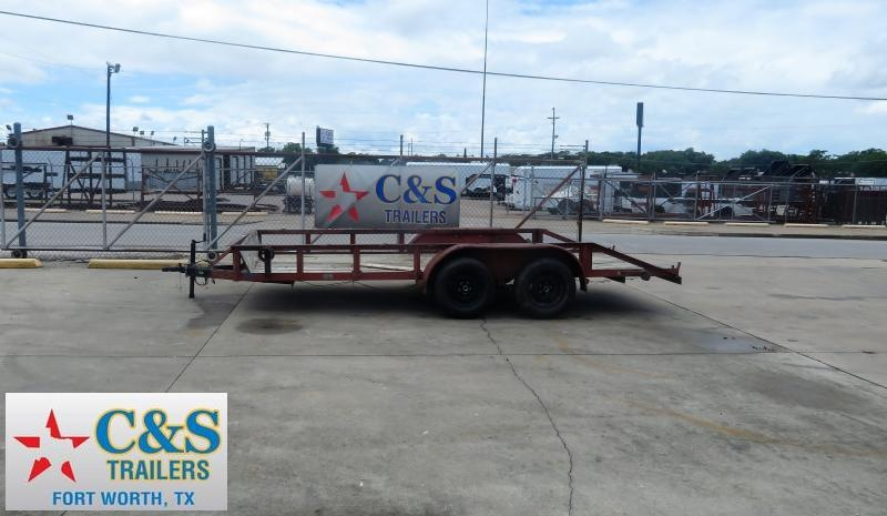 1999 Other 77 x 16 Utility Trailer