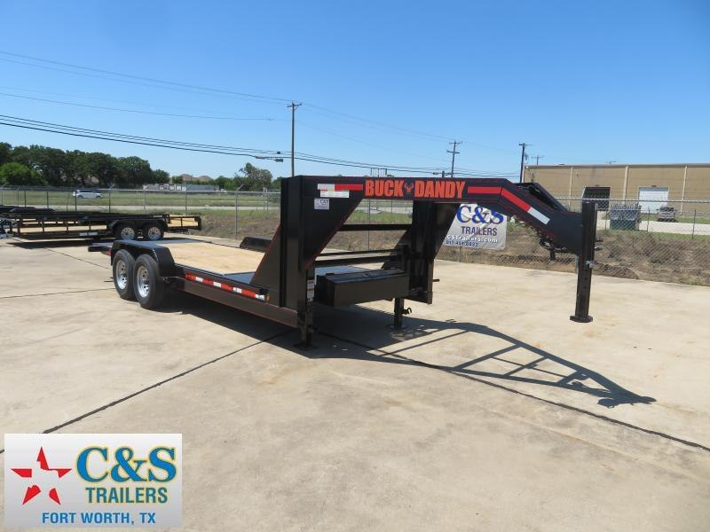 2019 Buck Dandy 83 x 20 Equipment Trailer in Ashburn, VA