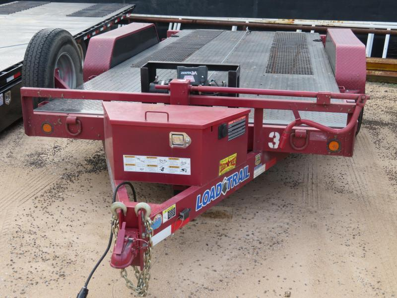 Rental 3 - 2015 Load Trail 16 Tilt Equipment Trailer