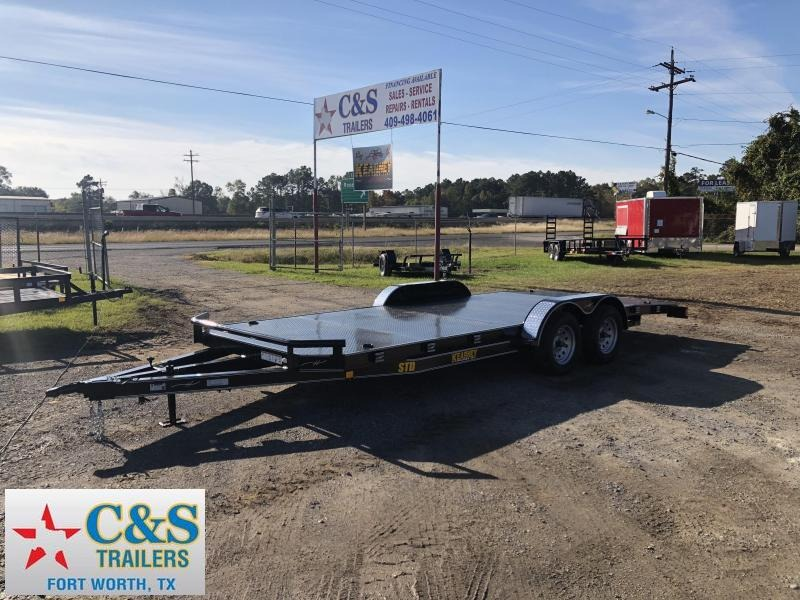 2018 Kearney 83x20 BPTA Car / Racing Trailer