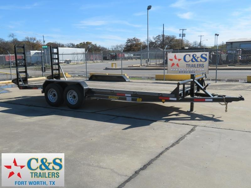 2018 Kearney 82 x 20 Car hauler  in Ashburn, VA