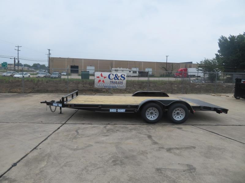 2019 Buck Dandy 83 x 18 Car / Racing Trailer in Ashburn, VA