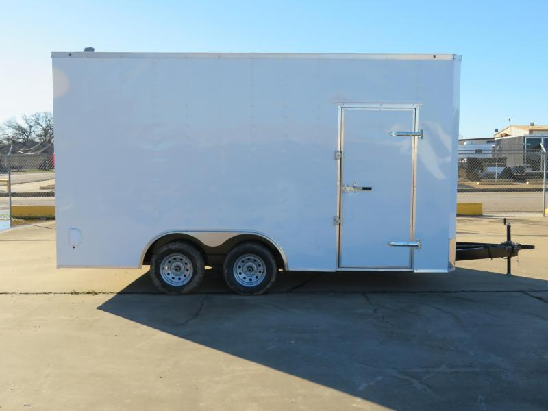 2019 Salvation Trailers 8.5 x 16 Enclosed Cargo Trailer