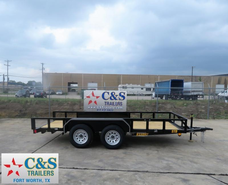 2019 Kearney 77 X 14 Utility Trailer in Ashburn, VA
