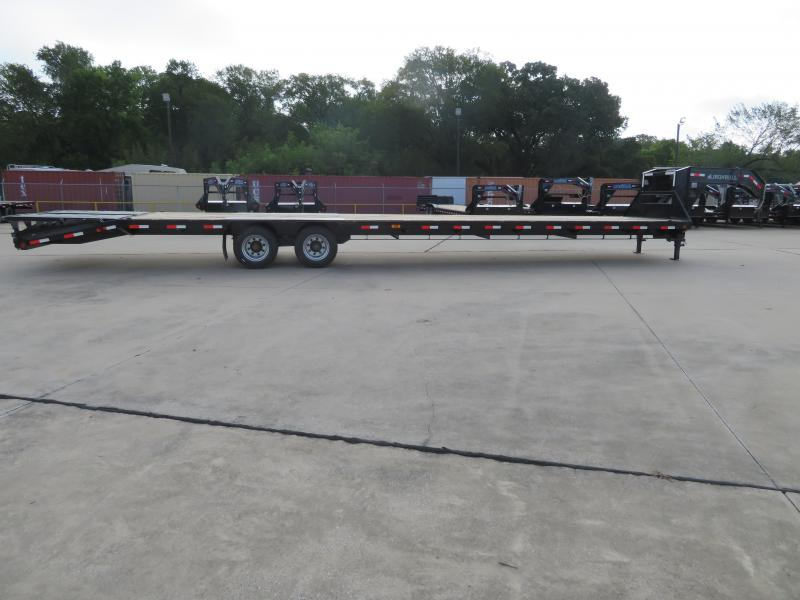 2018 Iron Bull 102 x 40 Flatbed Trailer
