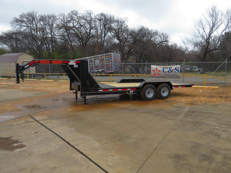 "2019 Buck Dandy 83"" x 20' GN utility Trailer in Ashburn, VA"