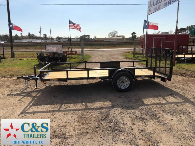 2019 Kearney 77x14 BPSA Vending / Concession Trailer