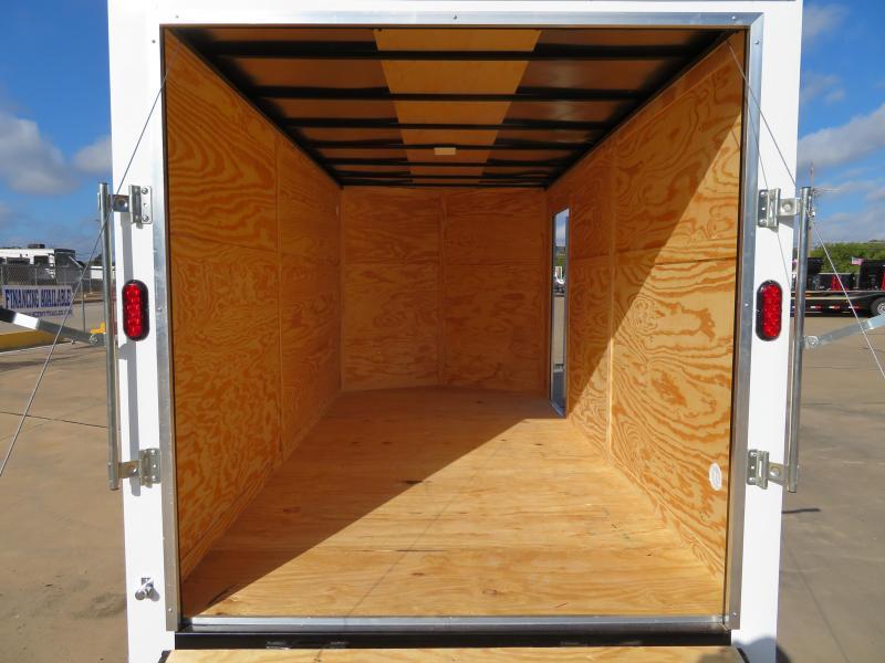 2019 Salvation Trailers 7 x 14 Enclosed Cargo Trailer