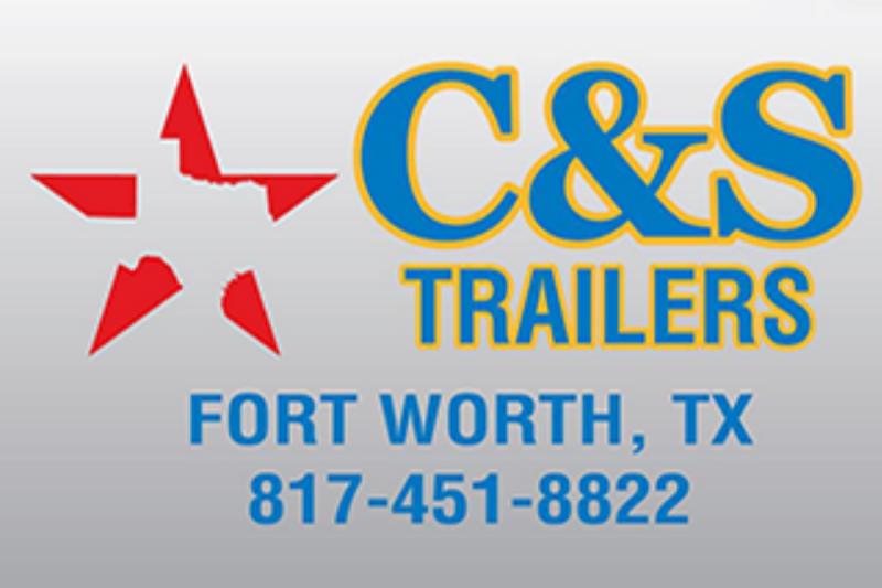 2015 Load Trail 102 x 25 Utility Trailer
