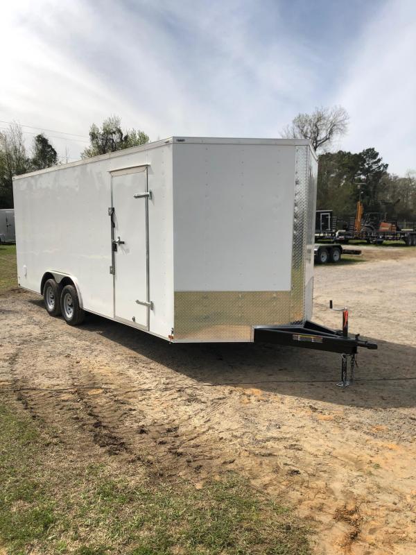 2019 Lark 102x20 BPTA Enclosed Cargo Trailer