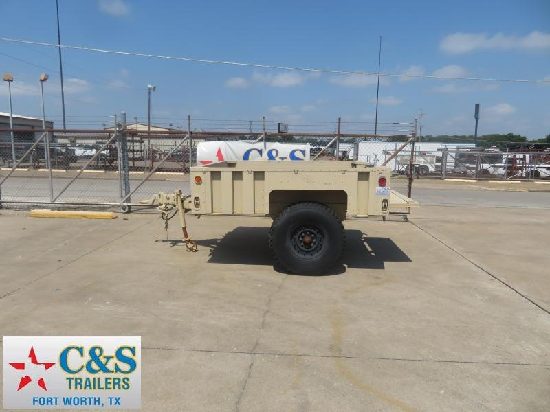 2010 Other 5 x 8 Military Sling Utility Trailer