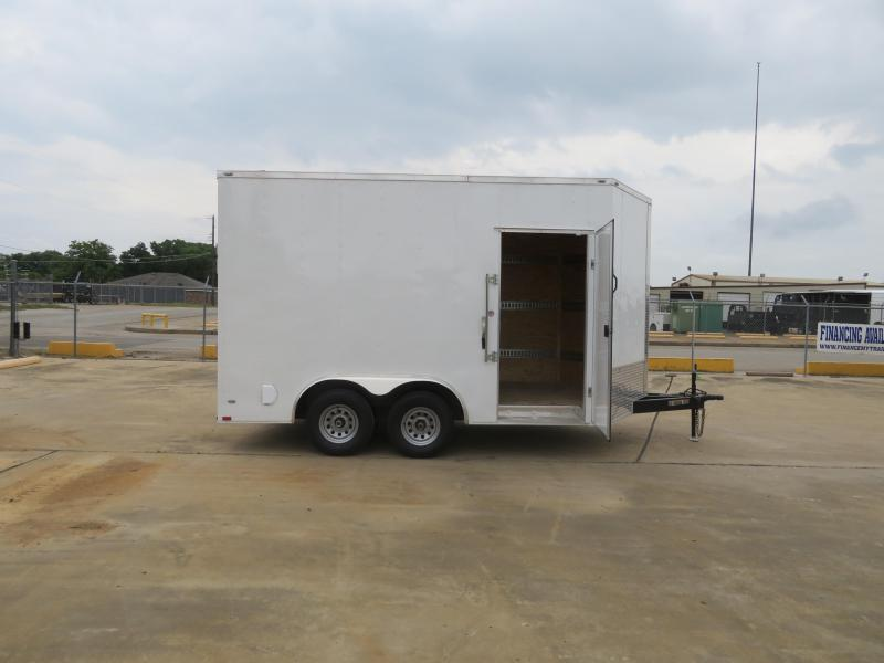 2019 Lark 8.5 x 14 Enclosed Cargo Trailer