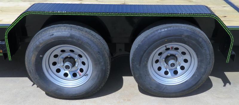 "2019 Kerney 83"" x 18' Car Hauler"