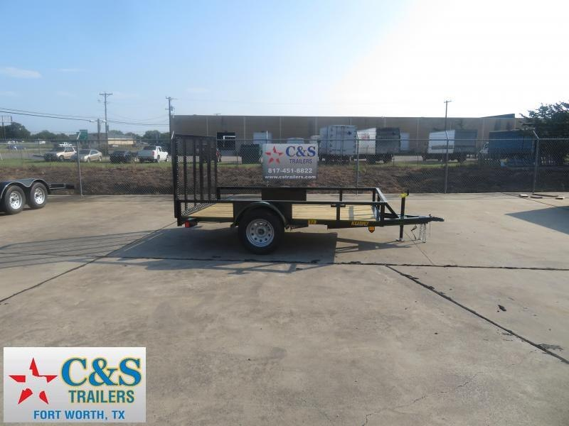 2019 Kearney 77 X 10 Utility Trailer in Ashburn, VA