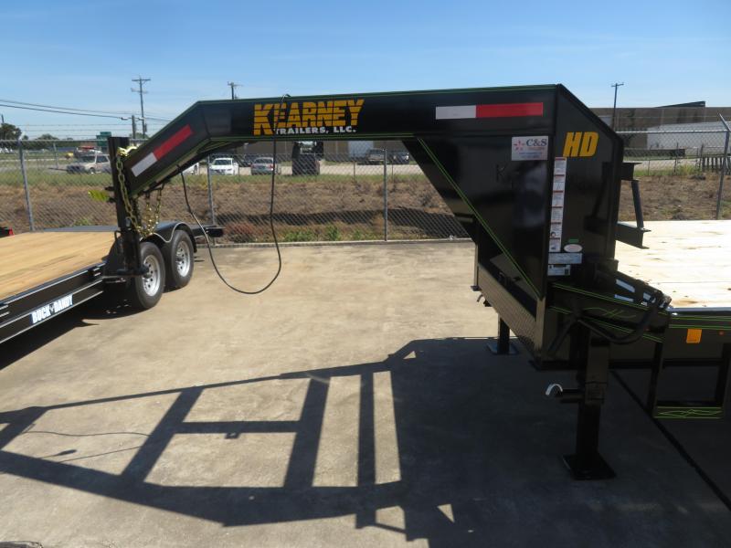 2019 Kearney 102 X 25 Flatbed Trailer