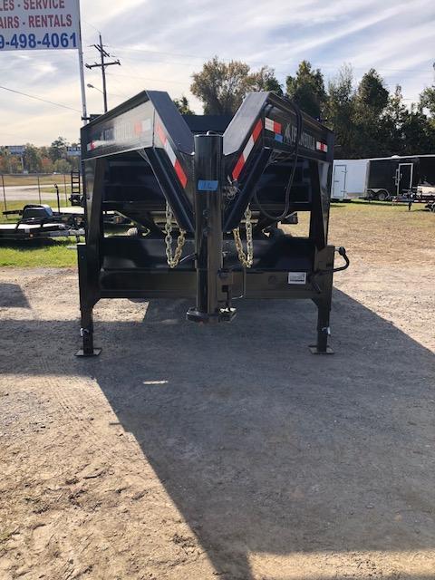 2018 Iron Bull 83x16 GNTA Dump Trailer