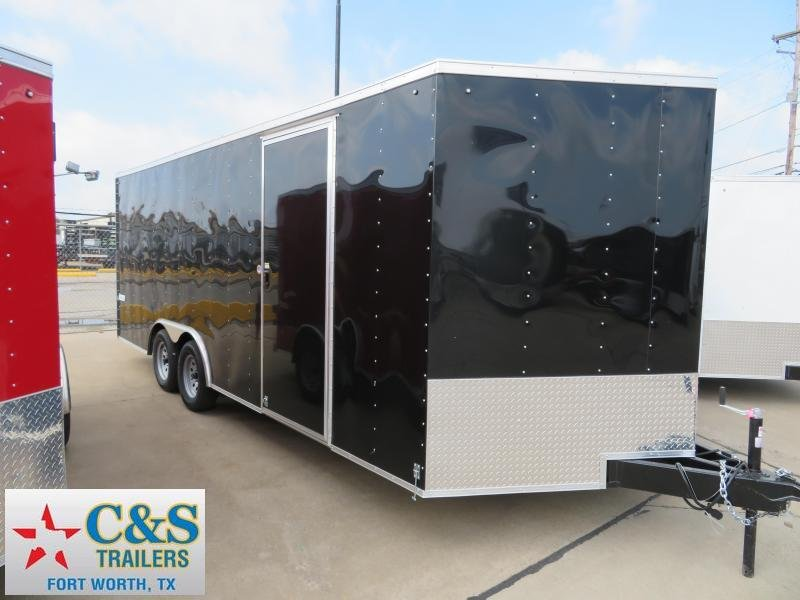 2019 Pace American 8.5X20 Enclosed Cargo Trailer