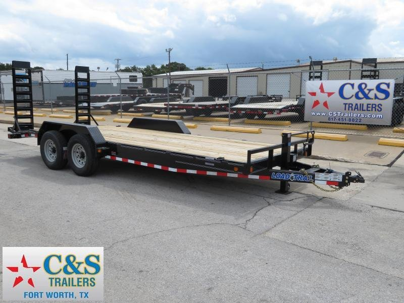 2019 Load Trail 83 x 20 Equipment Trailer