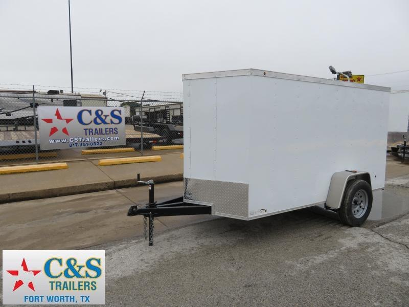 2019 Salvation Trailers 5 x 10' Enclosed Cargo Trailer