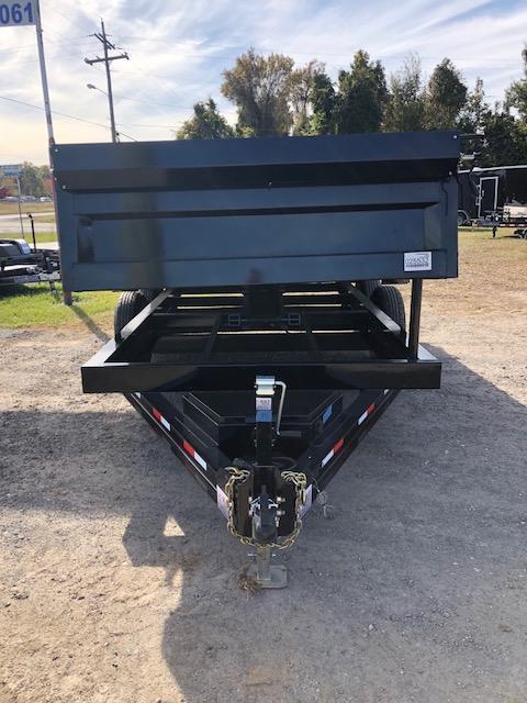 2018 Iron Bull 83x14 BPTA Dump Trailer