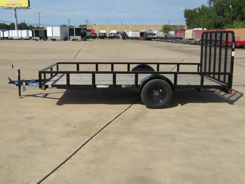 2019 Load Trail 14 Enclosed Cargo Trailer