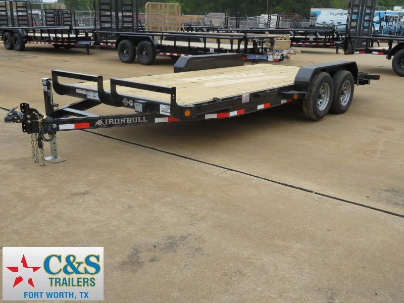 2018 Norstar ETB8318 Equipment Trailer