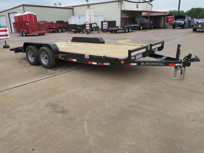 2018 Norstar ETB8318 Equipment Trailer