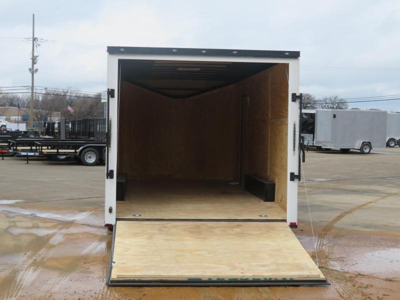 2019 Spartan 102X20 Enclosed Cargo Trailer