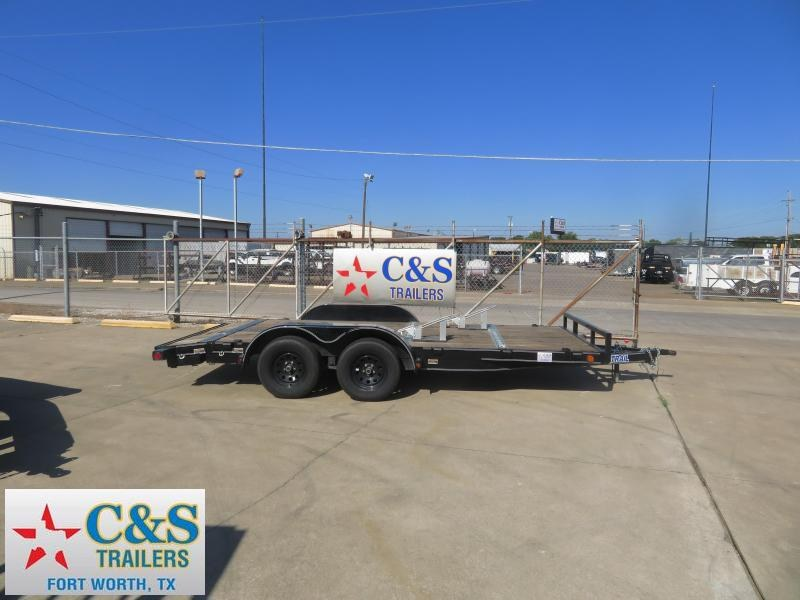 2018 Load Trail 83 x 16 Car / Racing Trailer