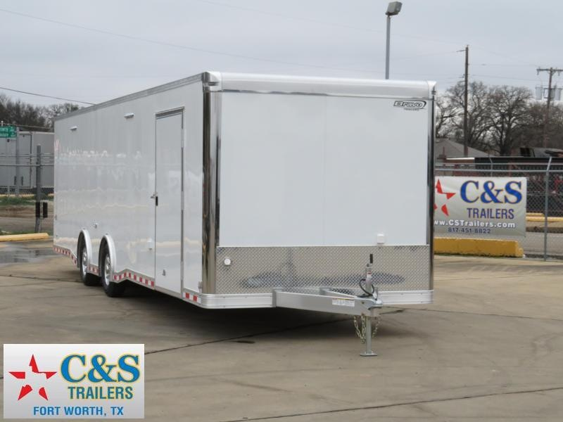 2019 Bravo Trailers 102 x 32 Car / Racing Trailer