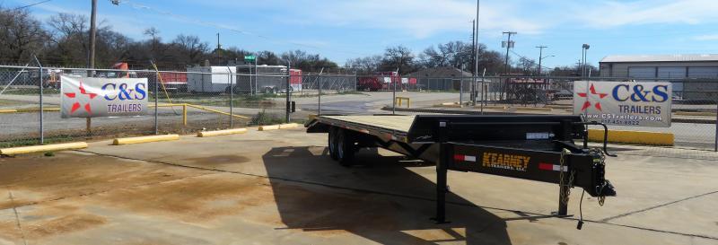 2019 Kearney 102' x 25' Flatbed Trailer