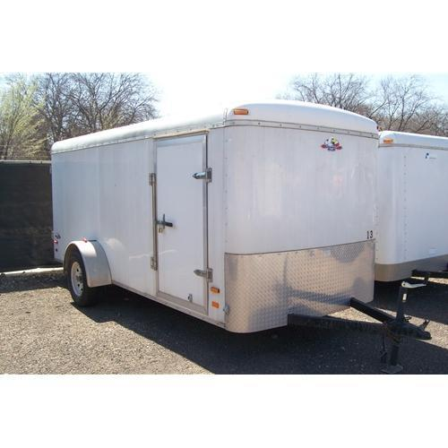 Rental 13 - NAC 14' Enclosed Cargo Trailer in Ashburn, VA