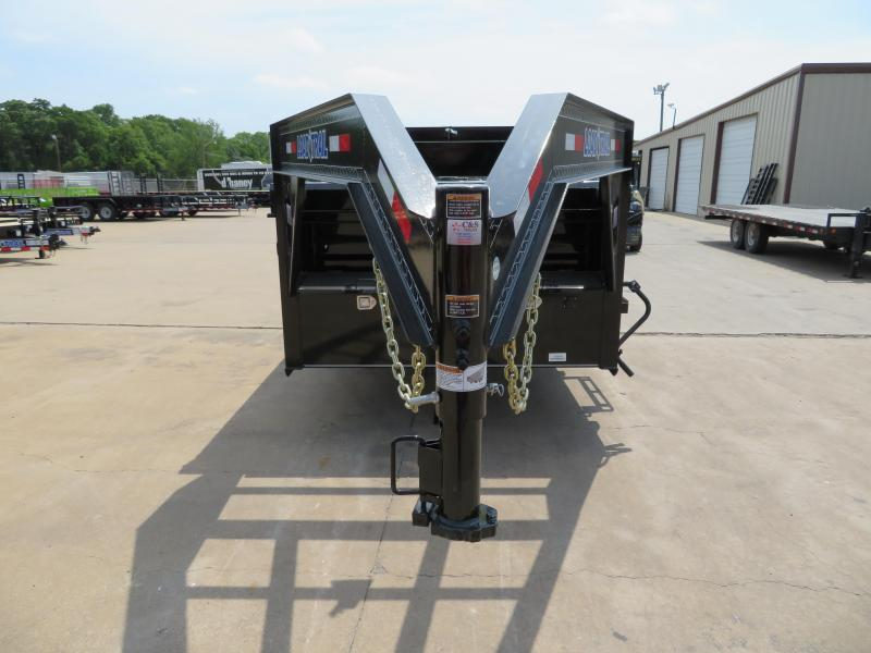 2018 Load Trail 7X16 Dump Trailer